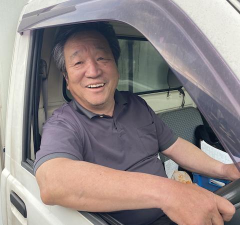 ドライバーインタビュー | 運転免許があれば年齢経験不問、軽貨物、大手配送会社の委託宅配業務